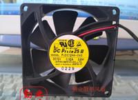 12V 0.32A 3.8W PUDC12H4-043 ventilador de arrefecimento Atacado New Original oito centímetros 8025