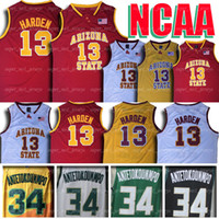 NCAA Davidson College Stephen jerseys Curry jersey Giannis j...