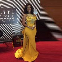 vestido de festa sirena vestidos de noche con cuentas de oro del traje de soirée longue de longitud de evneing vestido largo abiye vestidos formales vestidos de baile
