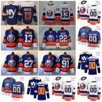 Nome do produto: New York Islanders Jersey Mathew Barzal Josh Bailey Anders Lee Eberle Nick Leddy Thomas Hickey Anthony Beauvillier Jerseys