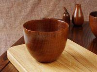 Jujube Schale aus Holz, hochwertige Holzschale, exquisite Holzschale