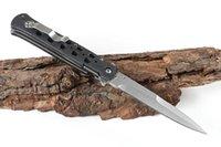 Cold Steel 26S 440 di tasca piegante di campeggio di sopravvivenza della lama di Natale lame del regalo coltello 1pcs A1pa