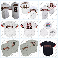 9 Matt Williams 1989 22 Will Clark 23 Jose Uribe 6 Robby Thompson 16 Terry Kennedy 48 Rick Reuschel Trikots
