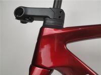 جودة عالية الكربون إطار الطريق دراجة BB30 أسفل قوس القرص الفرامل الطريق دراجة إطارات مناسبة ل di2 التحول الإلكتروني
