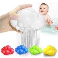 Sol baño baby shower arco iris nube nube nube jugar agua juguetes rompecabezas educación temprana ciencia ayudas didácticas