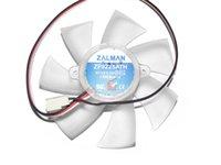Новый оригинальный ZALMAN ZF9225ATH 12 В 0.35A 3Wire для CNPS9500 CNPS9700 со светодиодным видео вентилятором диаметром 86 мм
