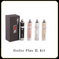 Evolve Plus XL Starter Kits 1400mAh Wax Vape Pens Cartridges...