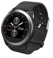 Z03 pulseira inteligente para apple smart watch pulseira rastreador de fitness ip68 à prova d 'água freqüência cardíaca pedômetro ecg pressão arterial para ios andro dhl