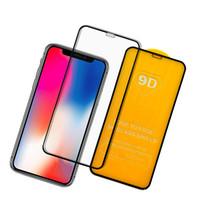 Portada completa 21D 9D Protector de pantalla de cristal templado AB Pegamento para Xiaomi CC9 CC9E 9T RPO 9 LITE REDMI GO K20 PRO 700PCS / LOT