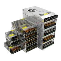 العرض LED محول الطاقة تبديل محول AC85-265V 110V 220V إلى DC5V 12V 24V 36V 48V 1A 2A 3A 5A 10A 15A 20A 30A 40A 80A للقطاع بقيادة
