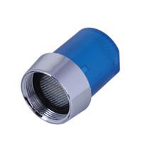 LED Water Kraanstroom Licht 7 Kleuren Automatisch Wisselen Glow Douche Tap Hoofd Home Badkamer Keukendruksensor