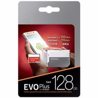 2019 New Arrival Black Red EVO PLUS U3 100mbps Memory Card w...