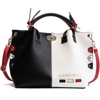 Women PU Leather bag Women' s Designer Handbag High qual...