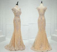 Elegante lange Mutter der Brautkleider 2019 New Scoop Neck Mermaid Abendkleider für Brautkleid Custom Made Plus Size