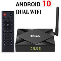 Tanix TX6S Android 10. 0 TV Box Allwinner H616 Quad Core RAM ...