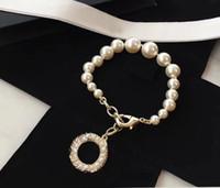 Modemarke 100. Jahrestag Designer Armbänder für Dame der Entwurfs-Frauen-Partei-Hochzeit Liebhaber Geschenk Luxus-Schmuck für die Braut mit KASTEN.