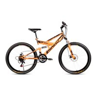 Bike Carbon Steel Frame of High Quality 21 Speed 26 Inch Fra...