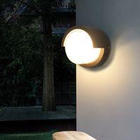 6 teile / los 12 Watt 15 Watt LED Außenwandstrahler Für Haus IP65 Wasserdichte Moderne COB Wandleuchte Wandlampen Gartenbeleuchtung