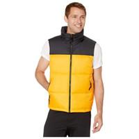 Mens Giù Uomo Donna Inverno cappotto del rivestimento di alta qualità Casual Giubbotti Mens giù tuta sportiva di formato S-XL