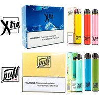 Newest PUFF XTRA & XTRA Disposable Vape Pen 1500 Puffs Pre- f...