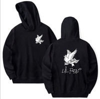 Herren Hoodies Street Fashion Stil Lil Peep Lose Fleece Kapuzenpullover Männlichen Multi Color Casual Printing Hoodies