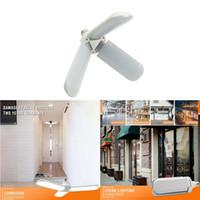 Umlight1688 E27 LED لمبة SMD2835 السوبر مشرق قابلة للطي مروحة شفرة زاوية تعديل مصباح السقف المنزلية توفير الطاقة