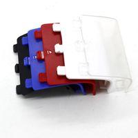 Batterij achterkant shell deksel deurbeschermer stijl kast voor xbox één draadloze controller vervangende deel DHL FEDEX EMS GRATIS