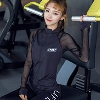 Autumn Winter Women' s Running Shirt Long Sleeve Sport T...