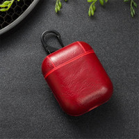 2019 PU Leather Case Carrying Bag for Iphone Headphones with...