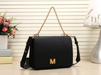 Designer- Women Letter Messenger Bag Shoulder Bag fashion ch...