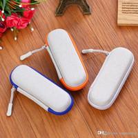 Mais novo colorido EVA Zipper Bag portátil Protect Caso Shell Proteção Carcaça Para EVOD EGO Vape Pod Heat-não-Burn Kit Hot bolo 1