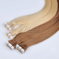 Brazilian Straight Tape in Hair Extension Double Drawn 2. 5g ...
