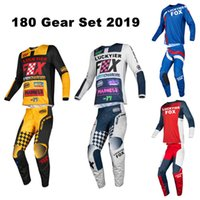 2019 Jersey Pants Combo 180 Gear Set Motocross Suit Off- Road...