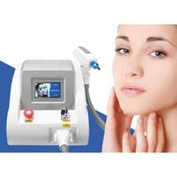 2020 récent puissant 2000MJ Q Commutateur ND YAG LASER système Tattoo Removal ligne Lèvres Sourcils Callus Enlèvement Machine de beauté Salon