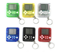 تتريس آلة مصغرة لعبة لاعب كيشاين لعبة هدية مربع آلة كهربائية لعبة التعليم لعبة للأطفال