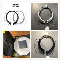 HBS 903 Neckband Stereo Headset Bluetooth Wireless Mobile Música V4.1 Luxury Sport fone de ouvido de telefone HBS 900 Headphone Handsfree HD MIC Auricular