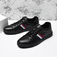 2020 الأزياء G.N.SHIJIA مصمم النساء الرجال حذاء أسود أزرق أحمر شقة أحذية عارضة الرياضة مدرب حذاء رياضة