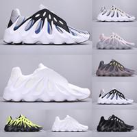 2020 جديد كاني ويست 451 3M بركان موجة عداء نيون الأزياء 451s الرجال الاحذية مصمم رياضة المرأة حذاء رياضة مدرب حجم 7-11