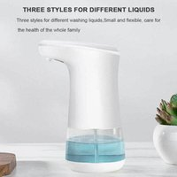Automatico Foam Soap Dispenser Smart Sensor Schiuma del sapone liquido intelligente induzione Touchless Hand Sanitizer Per Cucina