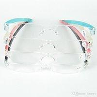 Olders의 D030에 대한 뜨거운 판매 저렴한 안경 읽기 슬림 플라스틱 튜브 독서 안경 플라스틱 케이스와 PC 튜브 케이스 클립