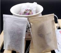 5000pcs / lot Environment-friendly food grade Filter paper extraction line 7*9 чайный пакетик традиционная китайская медицина мешок кофе фильтровальная бумага