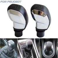 Manüel vites topuzu 5 hızlı için Peugeot Citroen C2-C3 C4 havalı için 106 206 306 406 207 307 407 2008 3008
