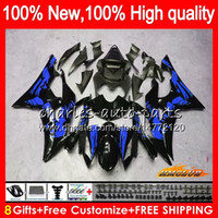 Body OEM For YAMAHA Graffiti blue YZF R 6 600CC YZF 600 YZF-...