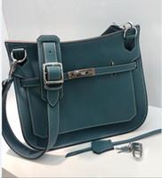 28cm Fashion Designer Women Gypsy Handbag Brand Totes New co...