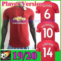 Player Version Thailand POGBA LINGARD 19 20 manchester Socce...
