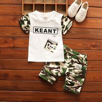 good quality boys clothing sets summer children boys cotton ...