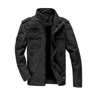 Gothic Plus Size Jacke Giacca manica lunga stand colletto della camicia casuale sottile Cothes nero Goth Jacket