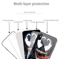 For iphone xs max phone case MARVEL mobile phone case creati...