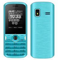 """잠금 해제 된 9670 미니 저렴한 휴대 전화 64G RAM 32G ROM 1.77 """"화면 버튼 지원 GPRS wap Whatsapp Cheap Phone"""