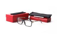 lente chiara di lusso del nuovo progettista occhiali da sole occhiali da sole delle donne degli uomini che leggono retro occhiali moda ombra vetri ottici inquadrare Oculos de sol